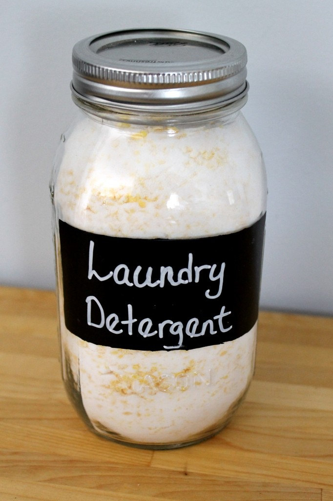 Detergent after 682x1024 - New and Possibly Improved DIY Laundry Detergent