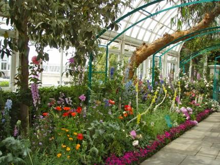 Garden whole 430x323 - Monet's Garden