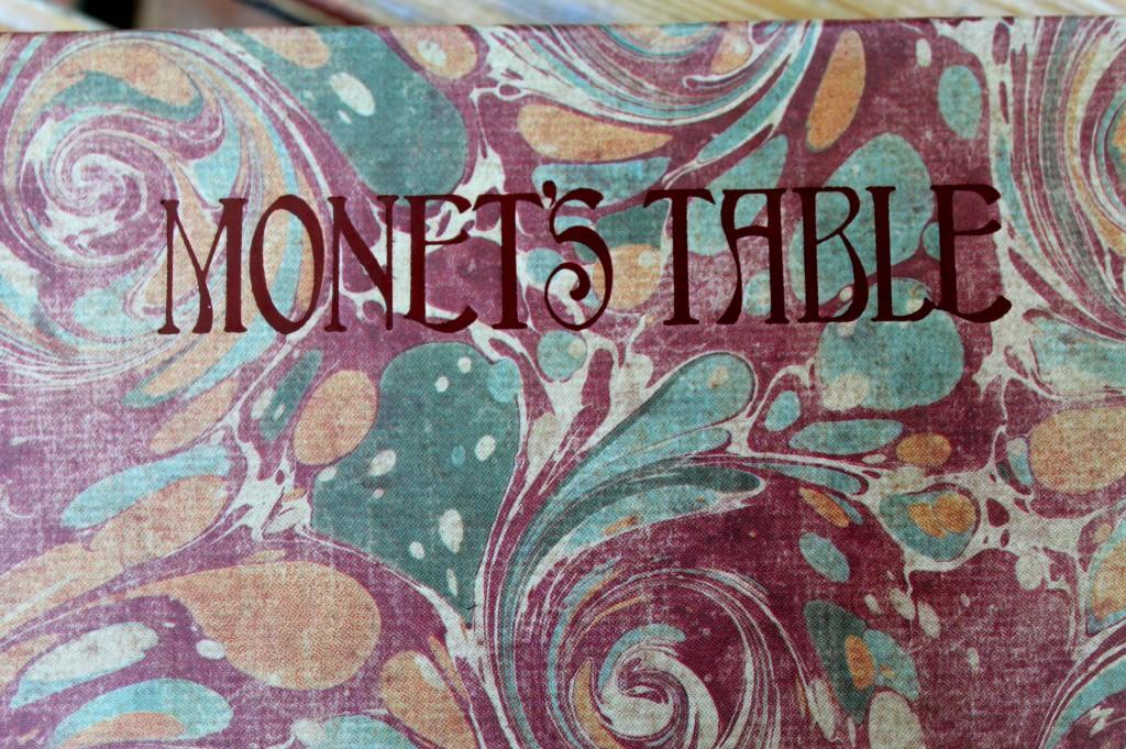 IMG 2657 1024x681 - Monet's Table
