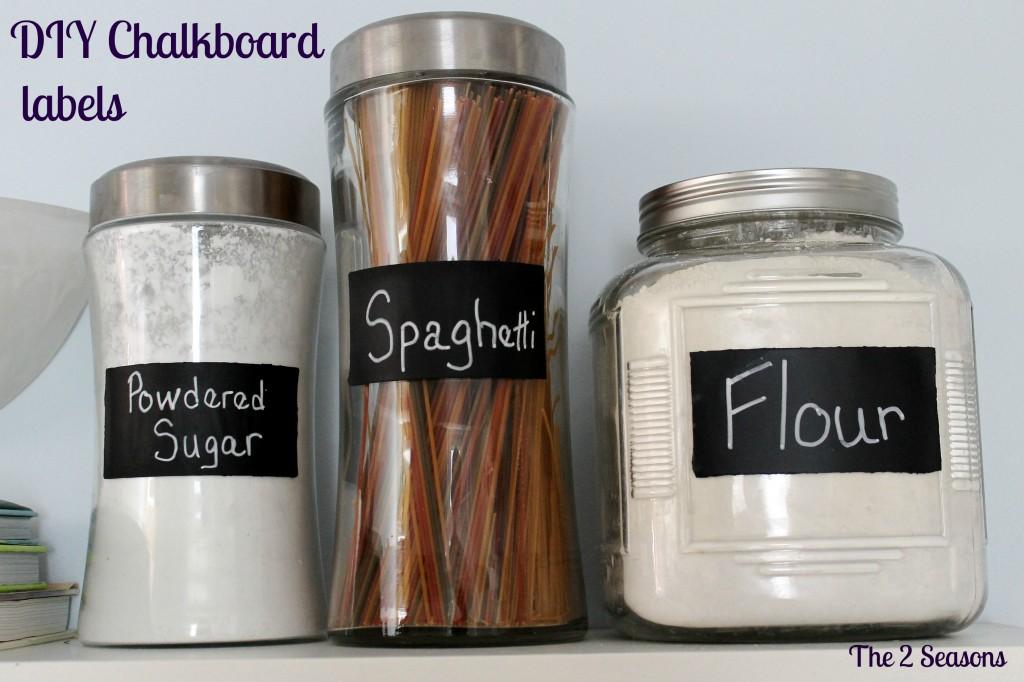 Labels New 1024x682 - DIY Chalkboard Kitchen  Labels