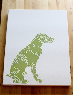 Dog contact paper 248x323 - Gracie