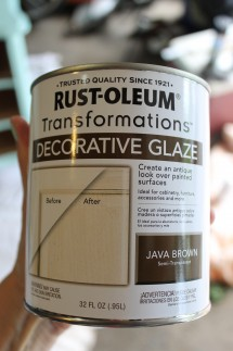Dresser glaze 215x323 - Decorative Glaze
