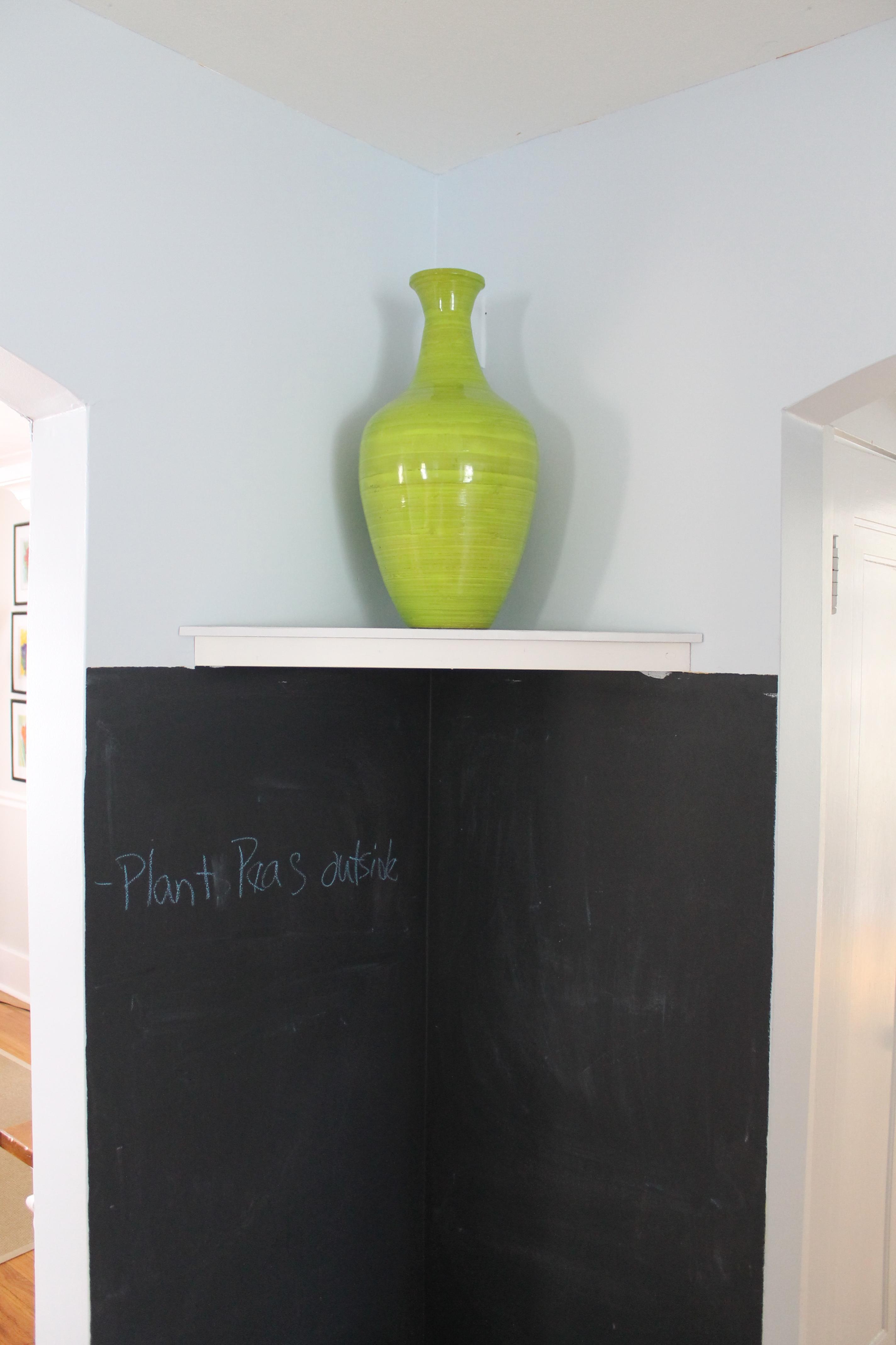 Shelf after - Put A Shelf On It