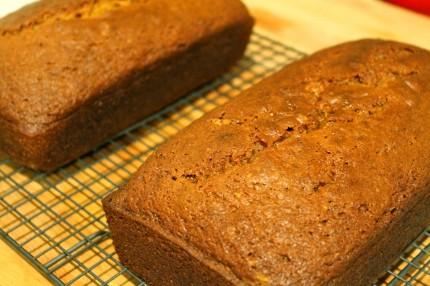 IMG 3334 430x286 - Pumpkin Bread