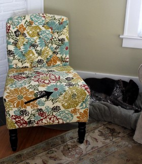 Coffee chair 280x323 - Chair from Pier one