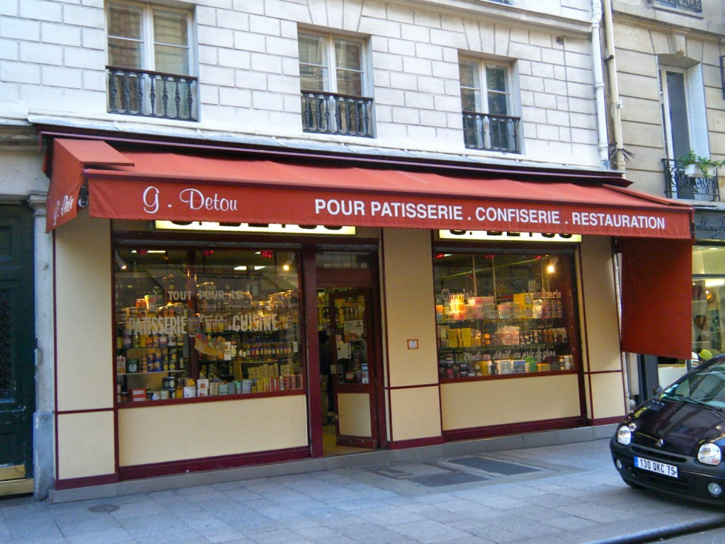 DSCF4174 1024x768 - Shopping in Julia Child's Paris