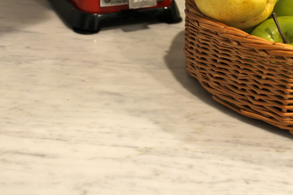 IMG 3680 1024x681 - Why I Chose Carrera Marble Countertops