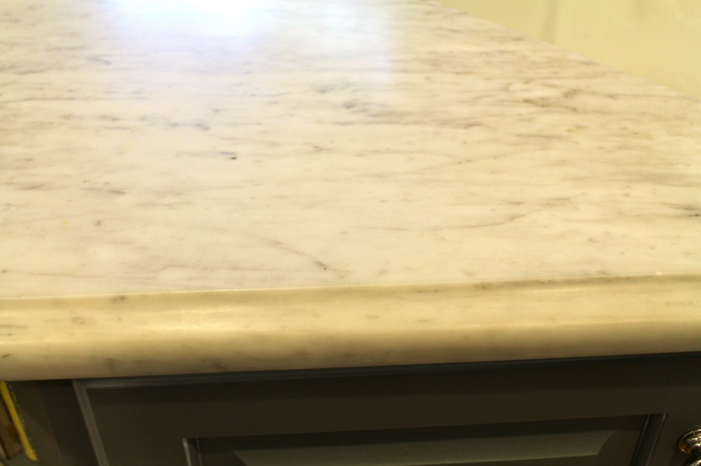 IMG 3683 1024x681 - Why I Chose Carrera Marble Countertops