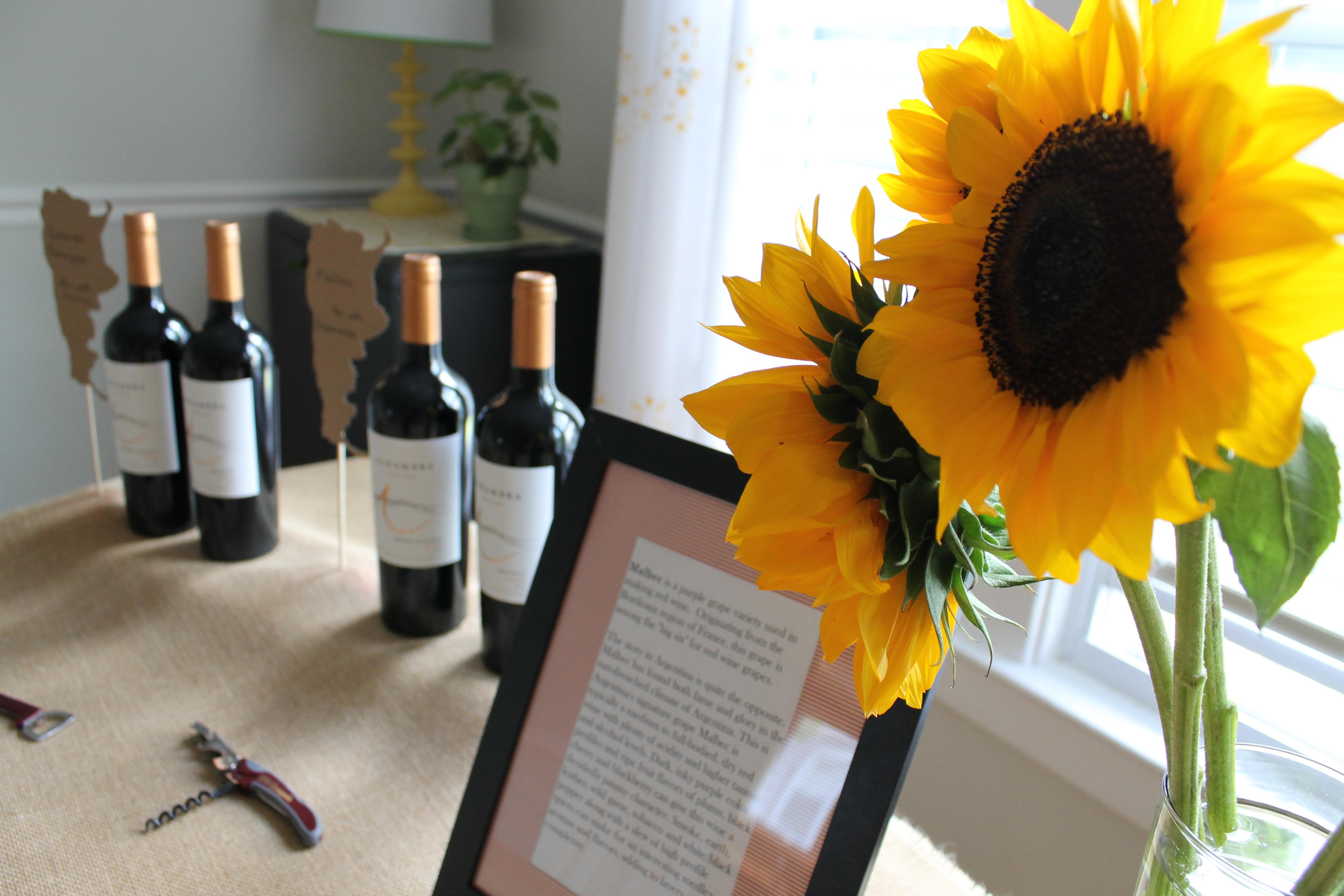 Wine crawl better flowers - Our Wine Crawl - Take 2