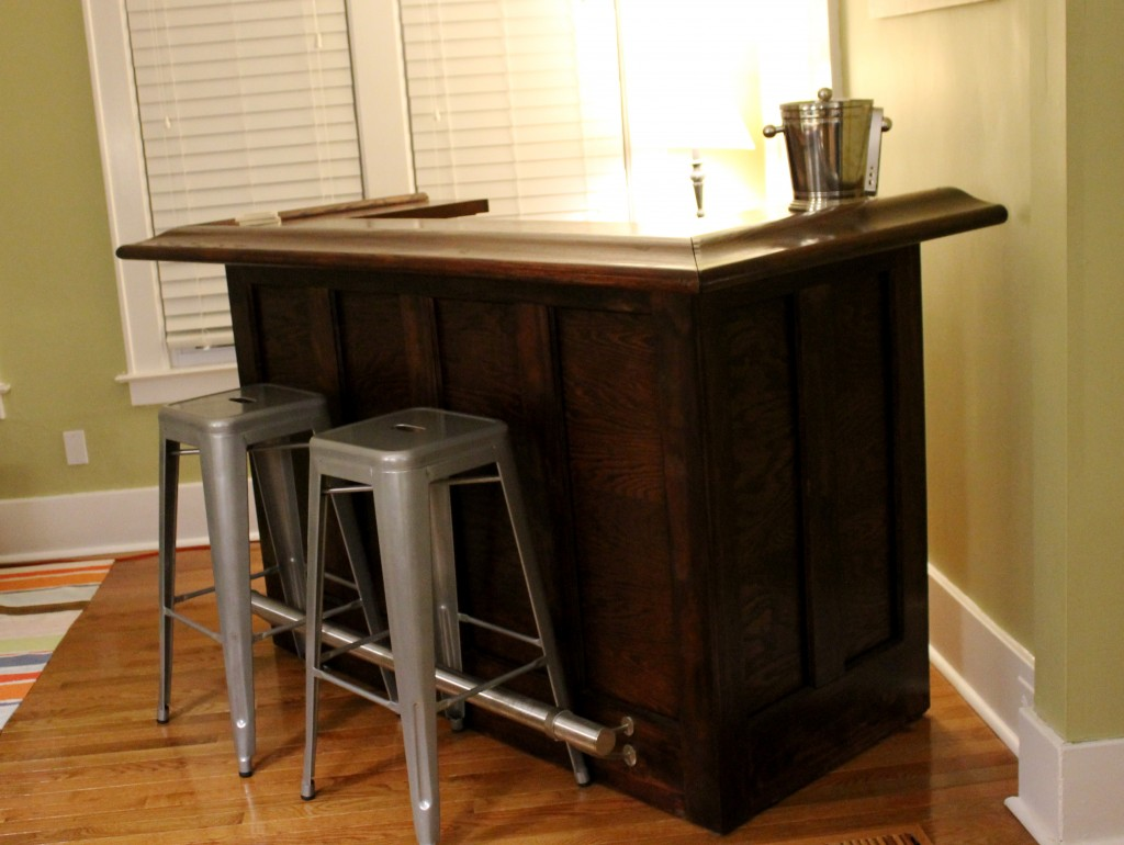 The 2 seasons the mother daughter lifestyle blog Diy home bar design ideas