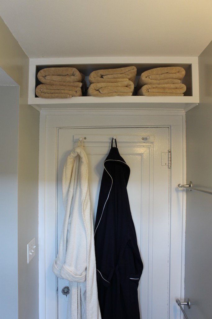 Bathroom Storage for Small Bathroom