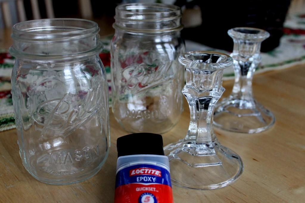 Red Neck wine glasses