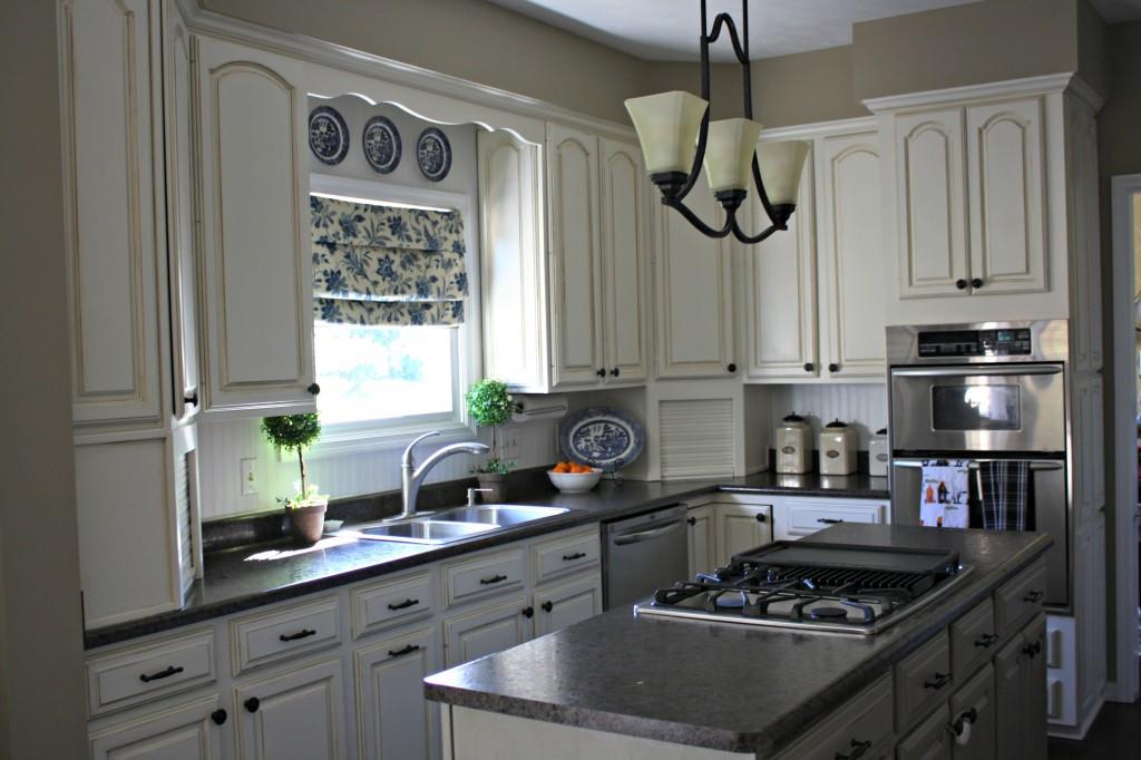 Pic Kitchen after 1024x682 - Amanda's Amazing Kitchen Upgrade
