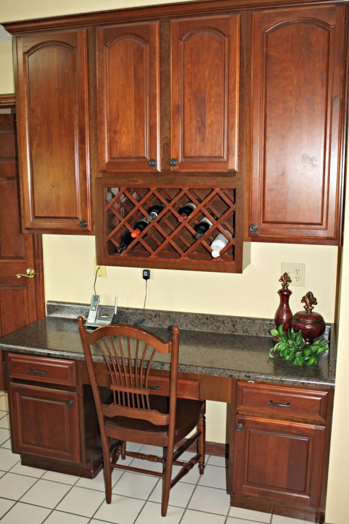 pic Kitchen Desk 682x1024 - Amanda's Amazing Kitchen Upgrade