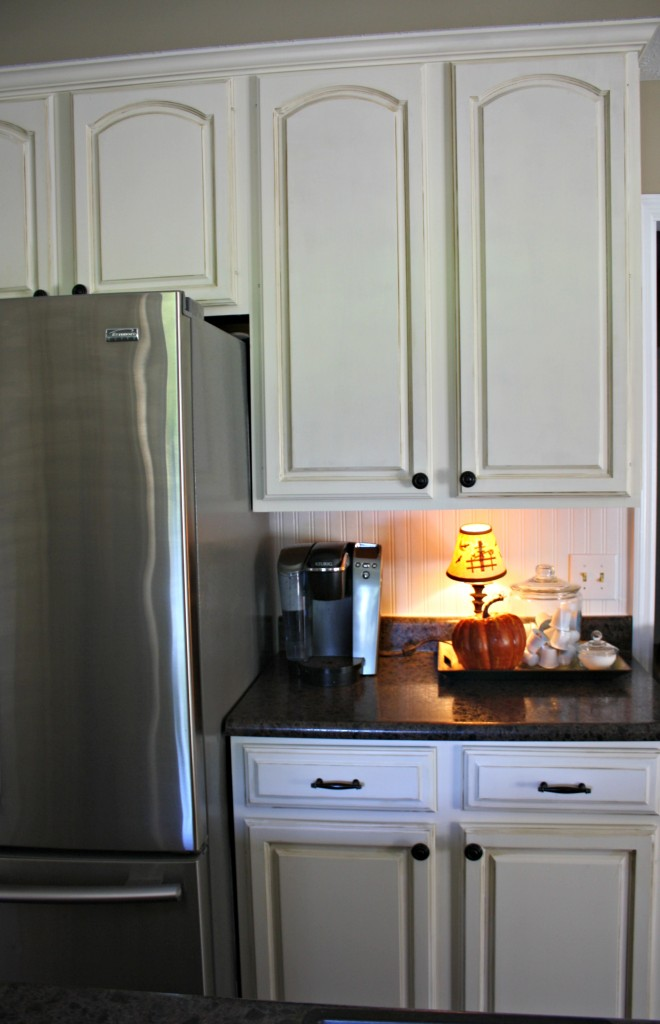 pic Kitchen coffee bar 660x1024 - Amanda's Amazing Kitchen Upgrade
