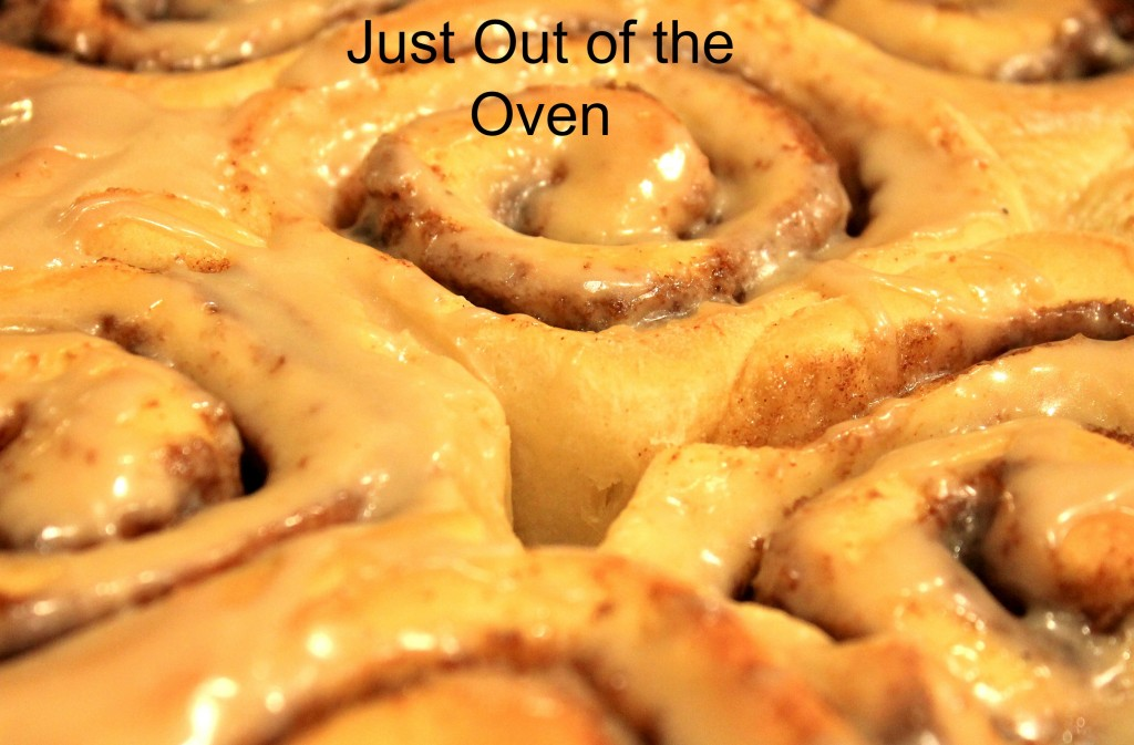 Baked cinnamon rolls 1024x673 - Our Holiday Traditions