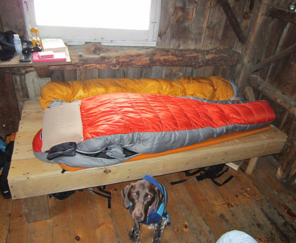 Vermont bedroom 1024x841 - Our Cabin in the Woods Plus a  Give-Away