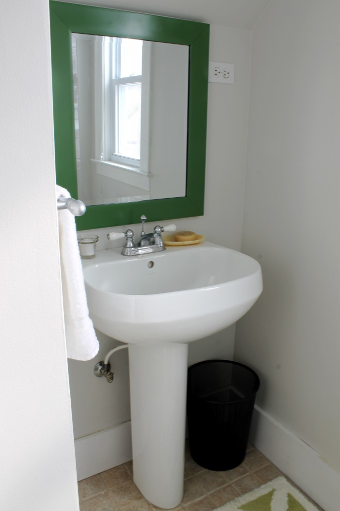 Bath 682x1024 - We Updated the Powder Room