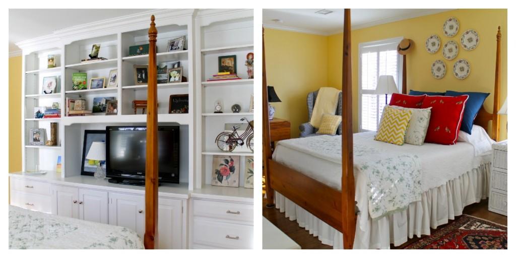 Guest Bedroom 1024x512 - Janette's Townhouse Tour