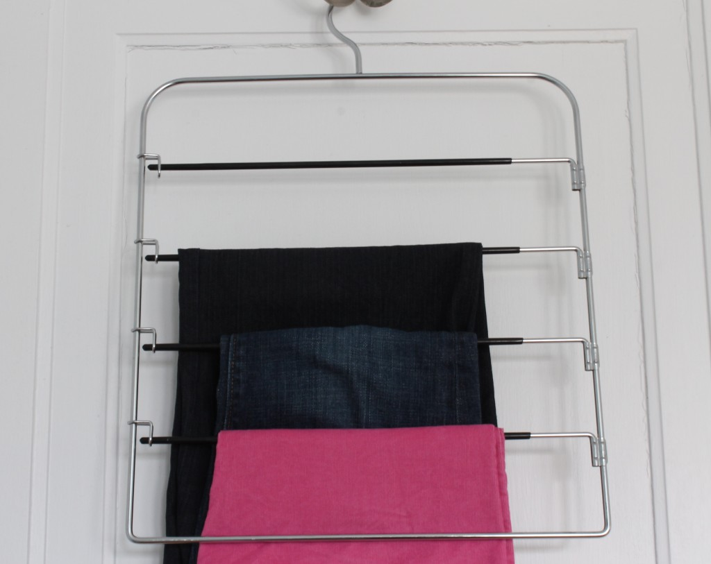 Hanger pants 1024x813 - An Easy Way to Store Your Earrings