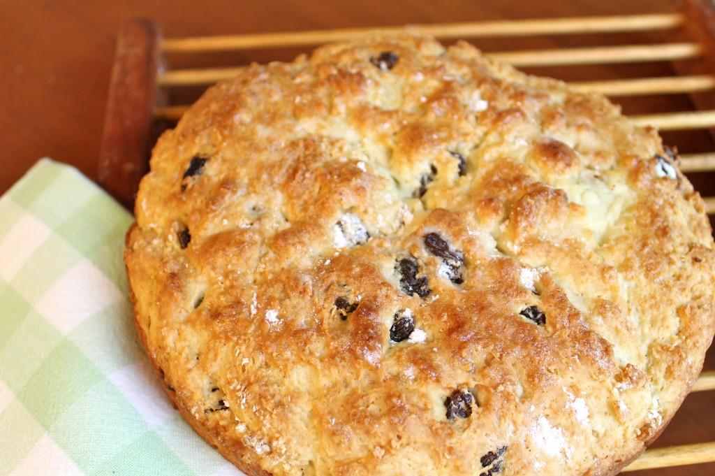 IMG 4882 1024x681 - Irish Soda Bread