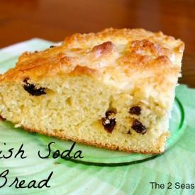 Irish Soda Bread - The 2 Seasons