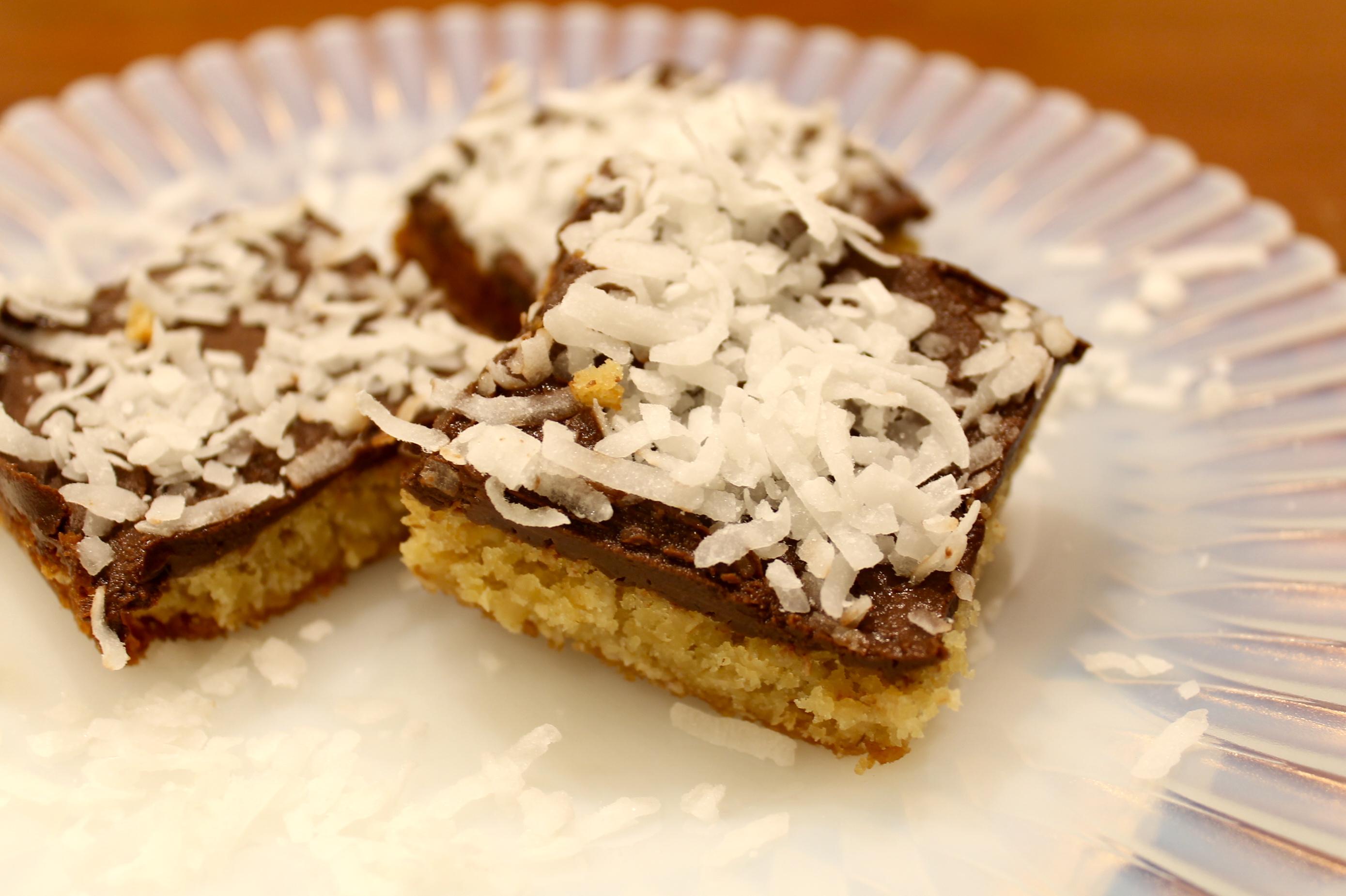 Bars -  Oatmeal Bars Recipe to Feed a Crowd