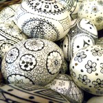 DIY Decorative Eggs