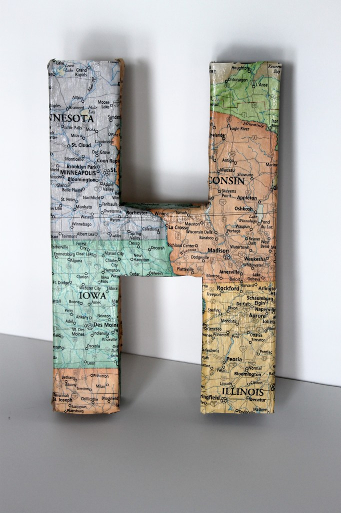 H after 682x1024 - Map a Letter