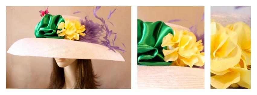 Hat 1 - It's Hat Time Again