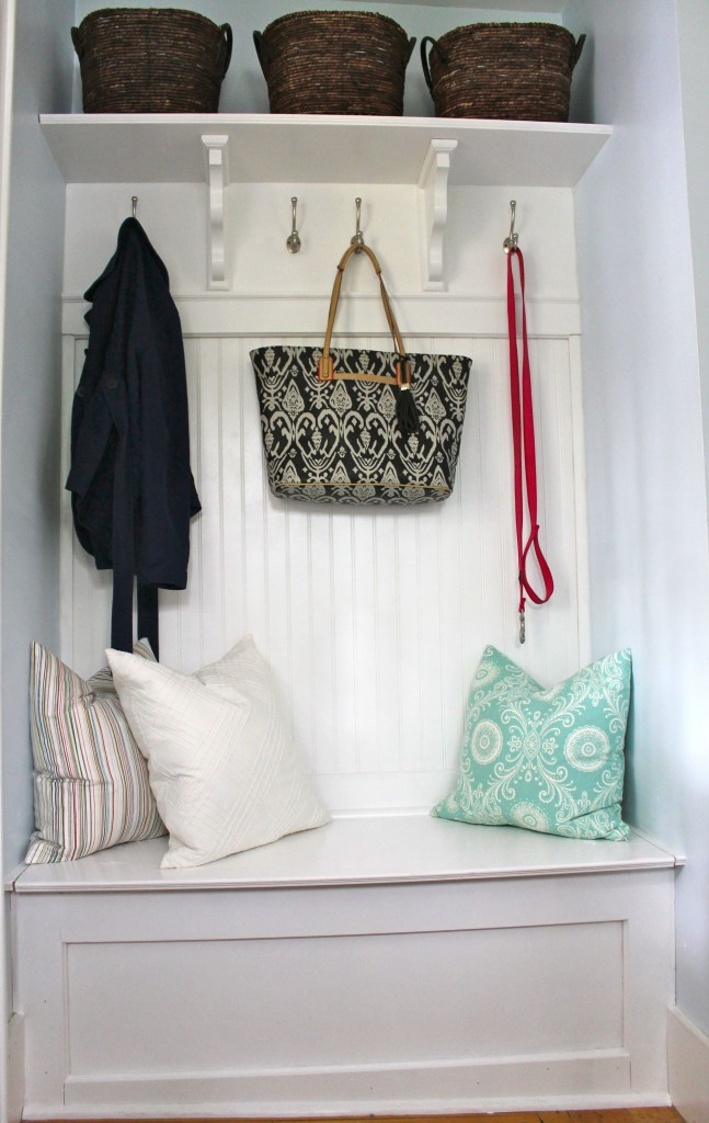 After- Mudroom