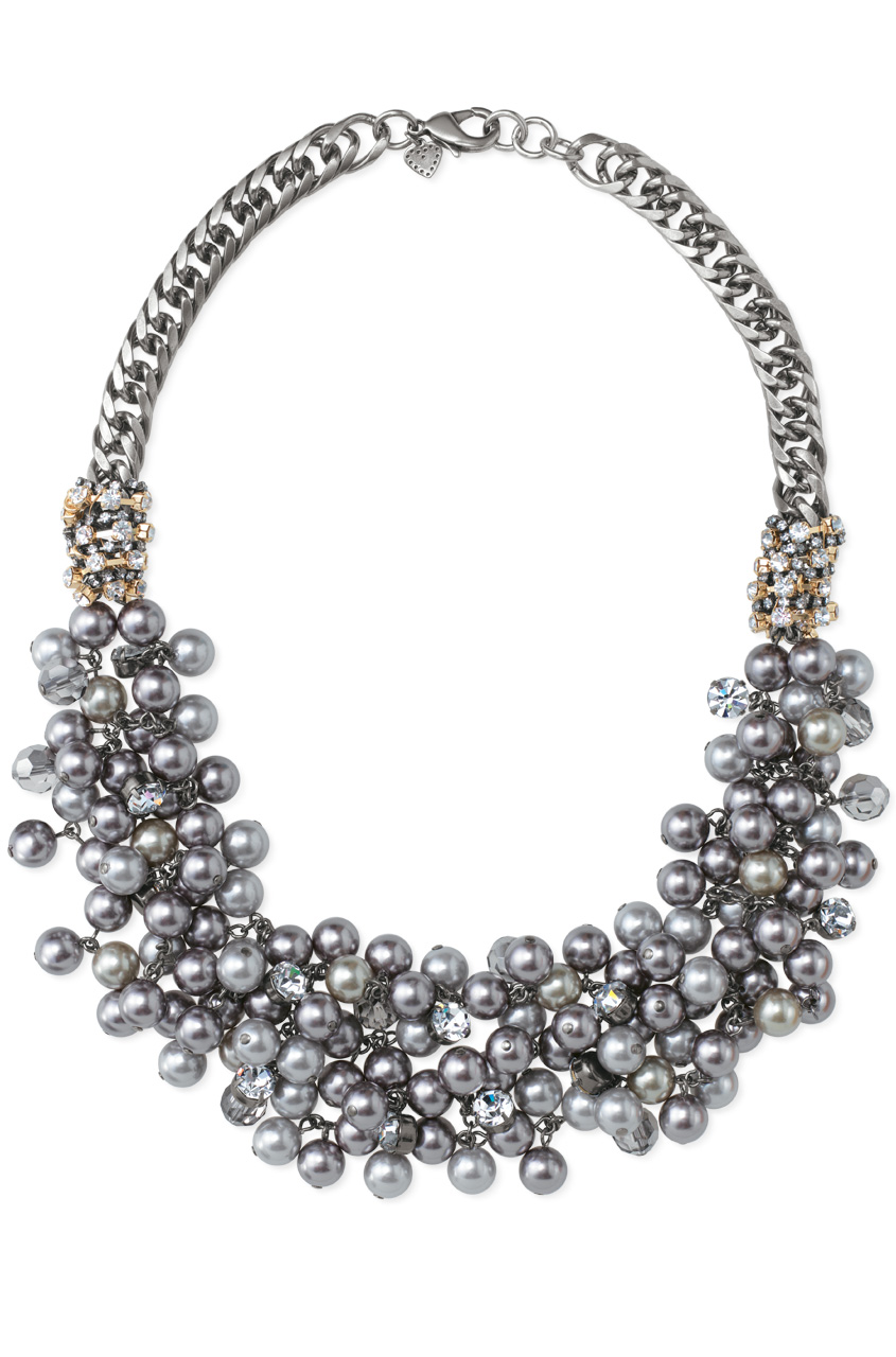 Isadora Pearl Bib Necklace - Mom Janette Suggests Some Mothers Day Gifts