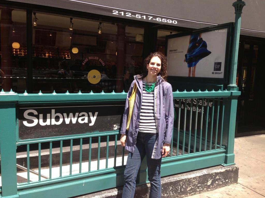 Jordan - subway