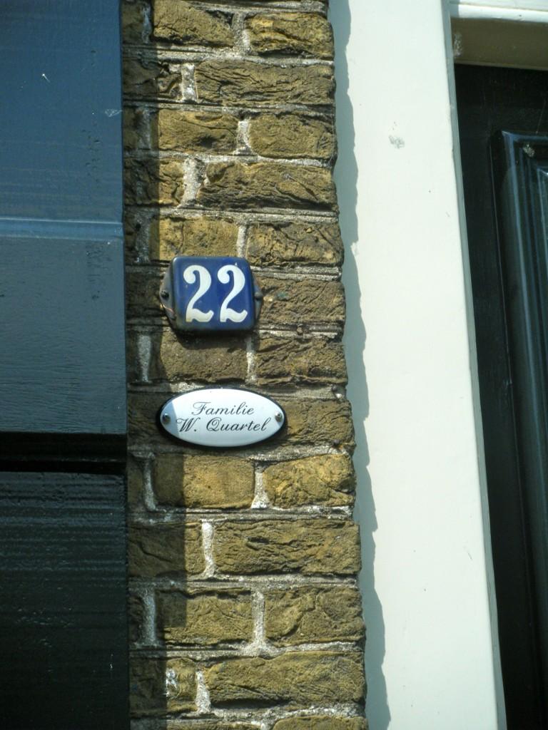 "DSCF0177 768x1024 - ""We Love Those European House Numbers"" Give-Away"