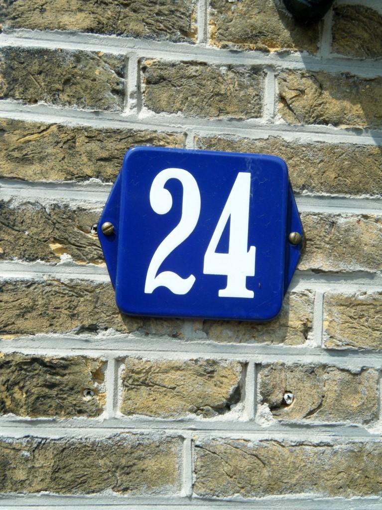 "DSCF0189 767x1024 - ""We Love Those European House Numbers"" Give-Away"