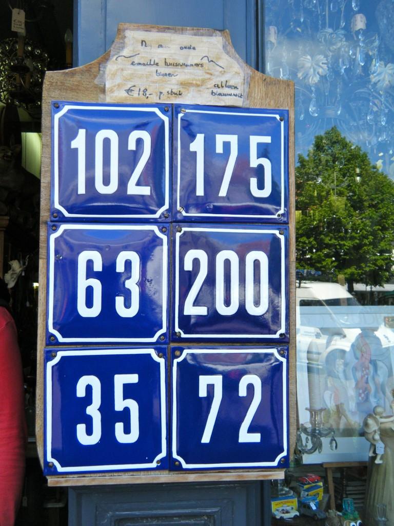 "DSCF0280 768x1024 - ""We Love Those European House Numbers"" Give-Away"
