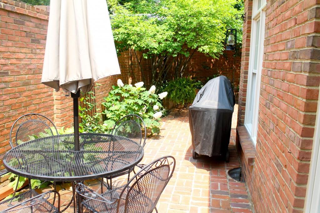 IMG 5990 1024x681 - More Courtyard Improvements