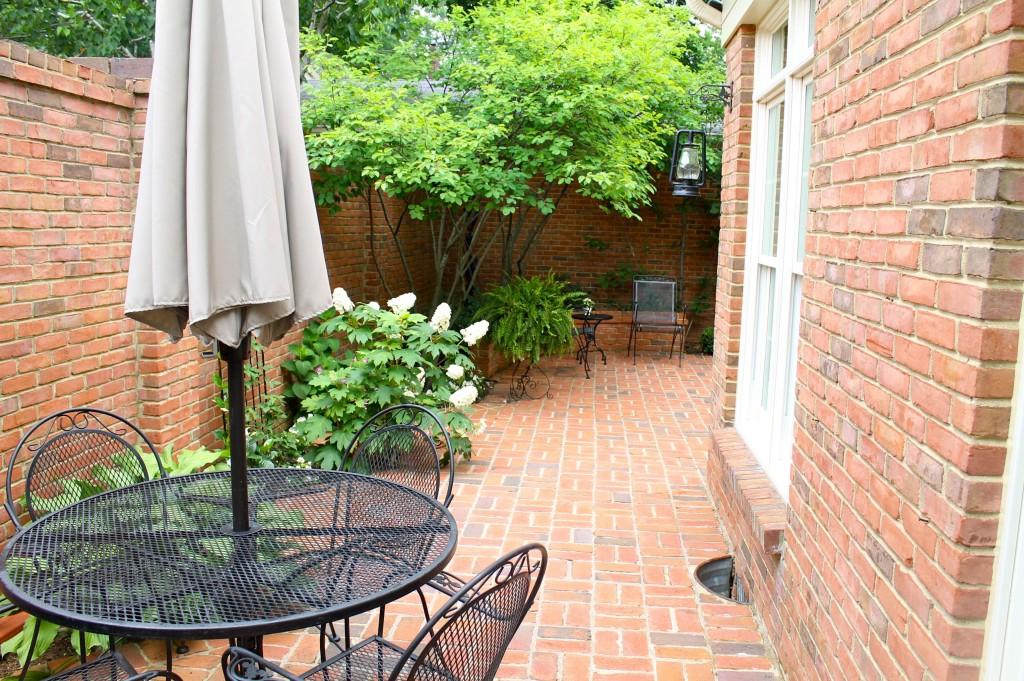 IMG 5996 1024x681 - More Courtyard Improvements