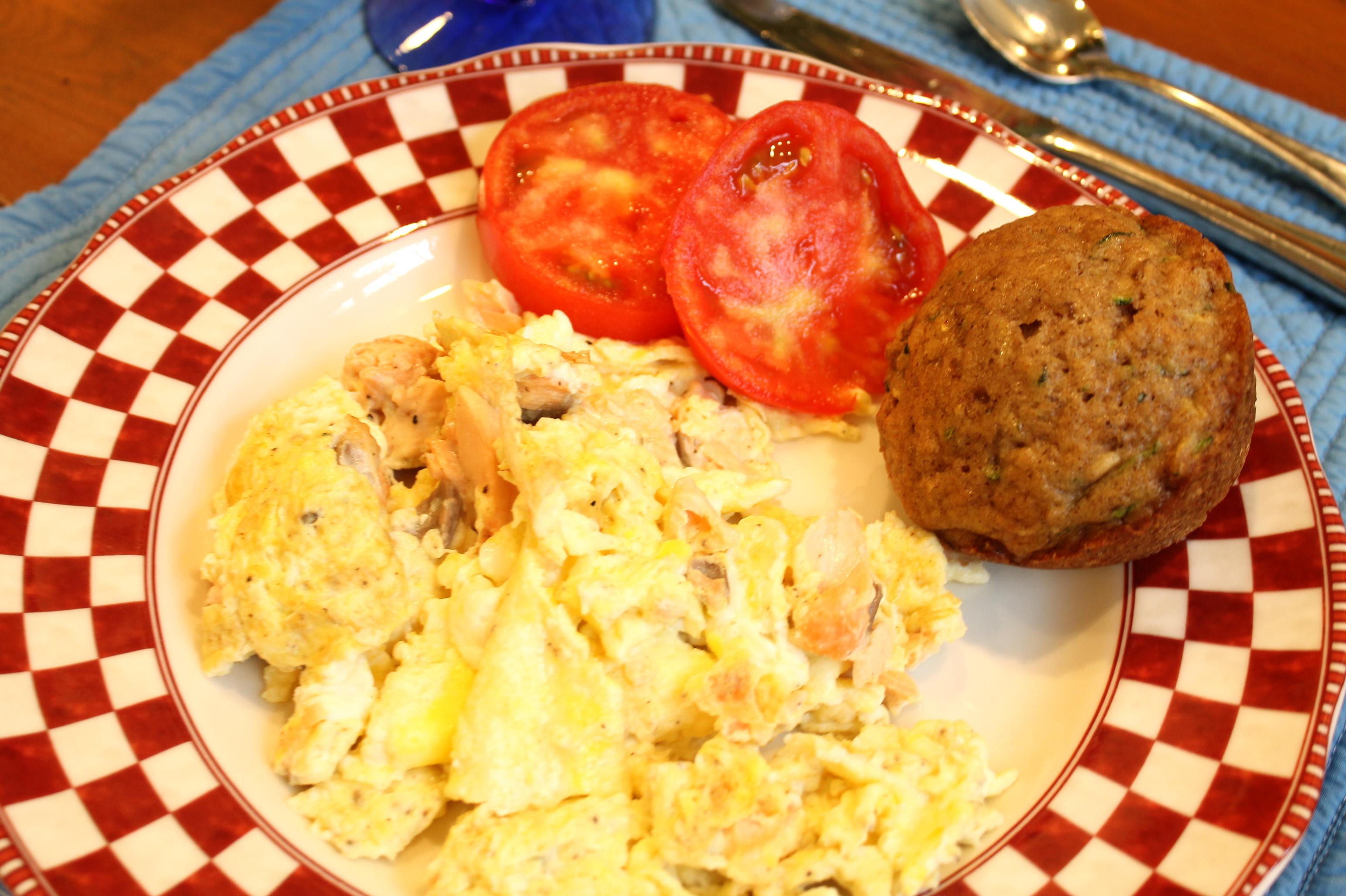 Zucchine muffin