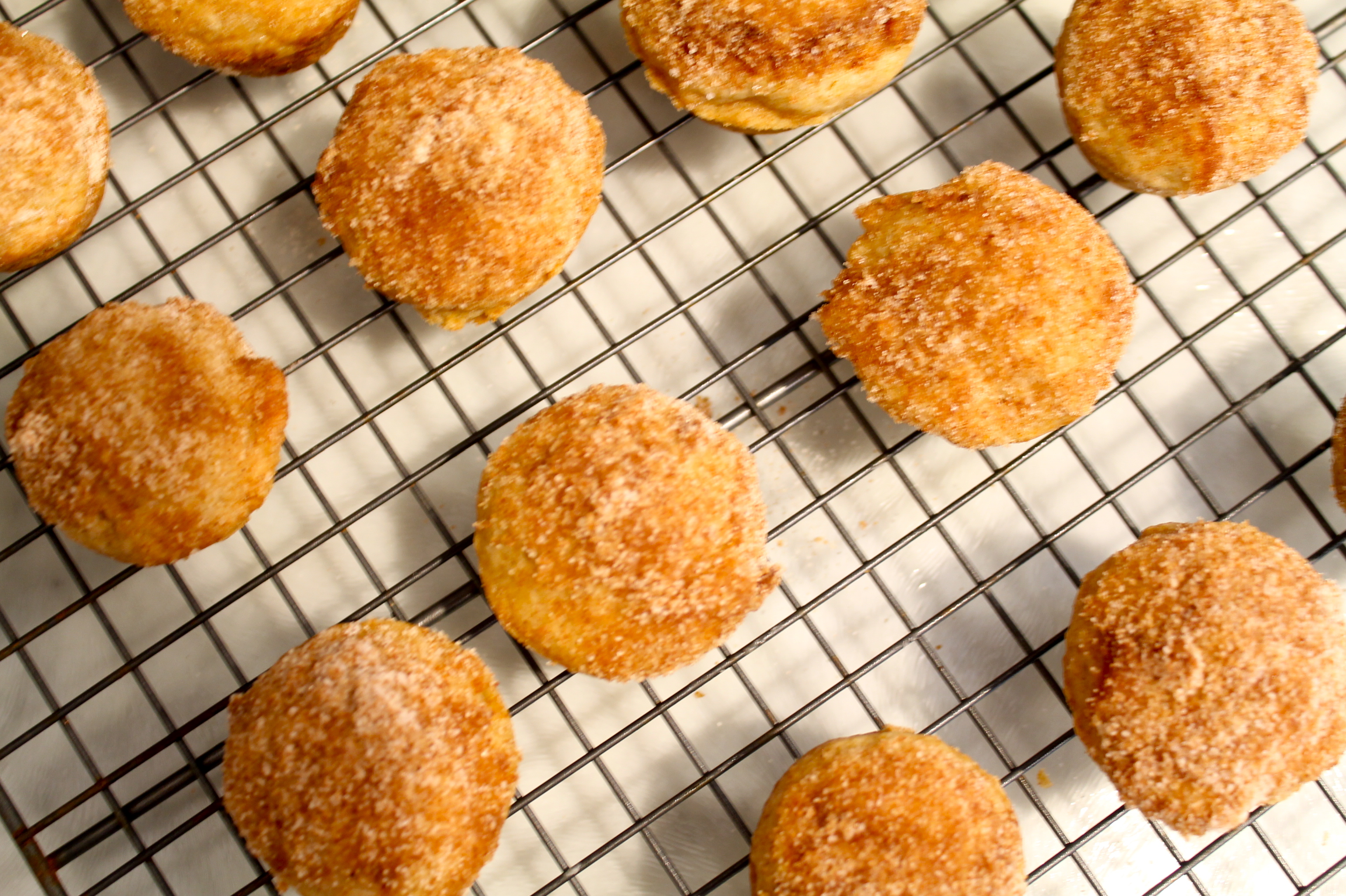 IMG 6200 - Mini-Applesauce Muffins