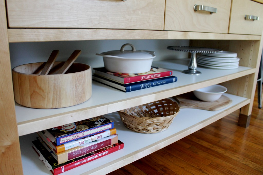 Shelf after close 1024x682 - Staging Kitchen Shelves