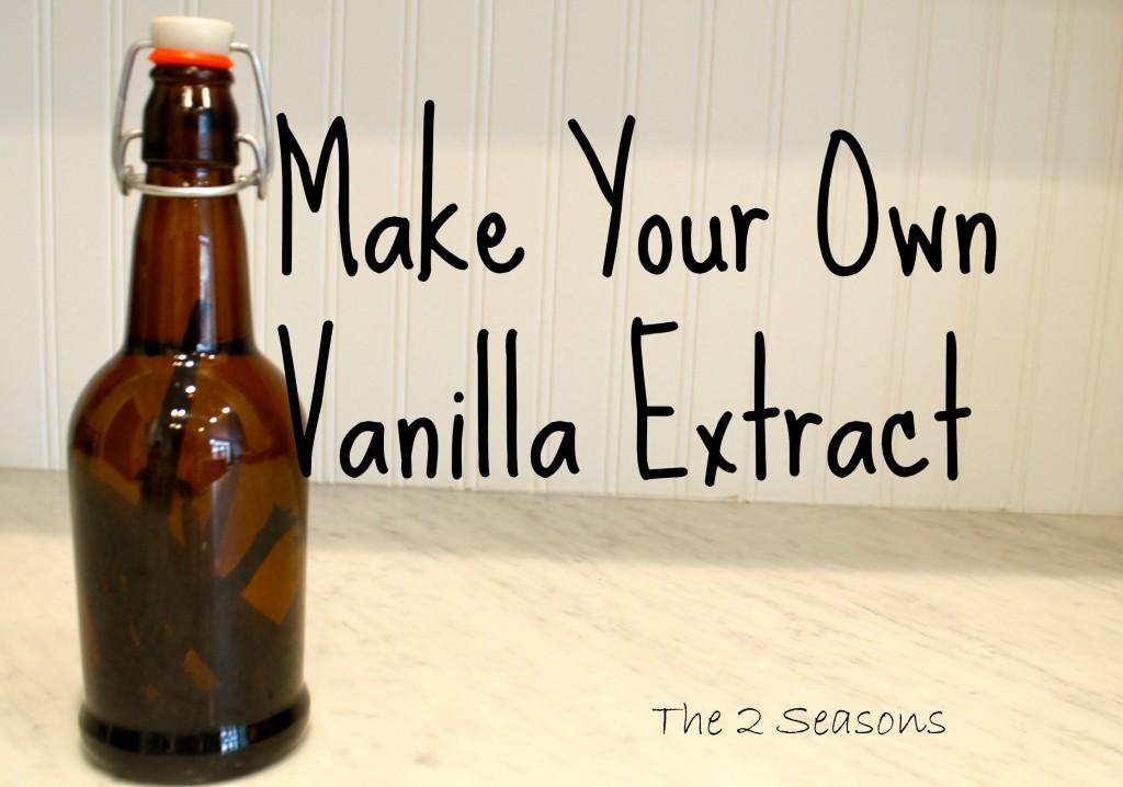 Vanilla extract 1024x718 - Making Vanilla Extract, Part 2