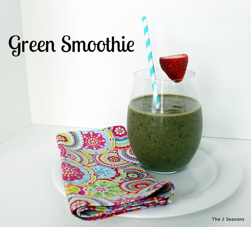 Green  -  Kale Smoothie