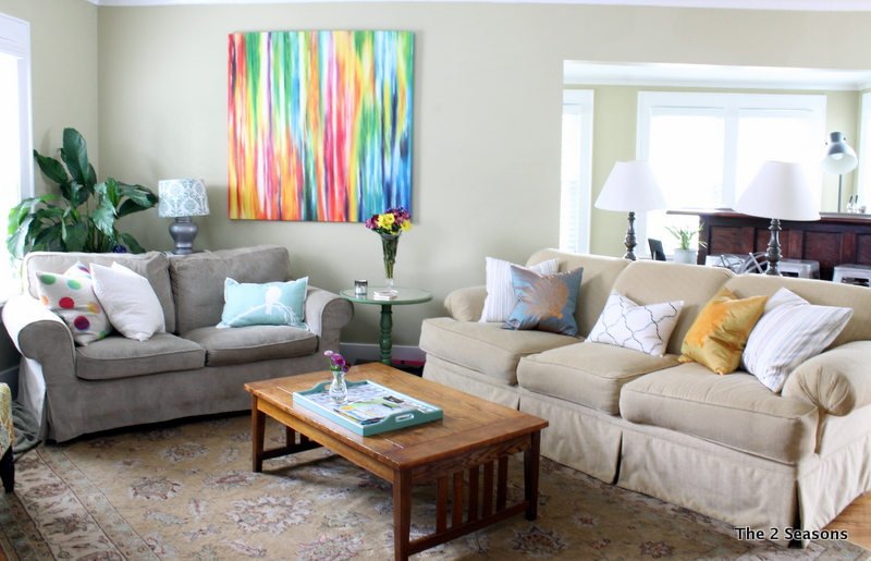 IMG 5187 - Visual Tricks to Enlarge a Small Space