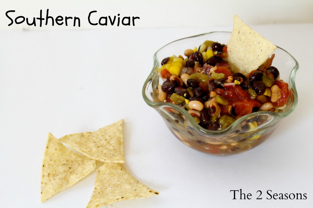 Southern Caviar 1024x681 - Southern Caviar - Great for Tailgating