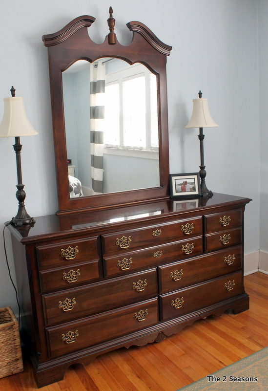 The Seasons The MotherDaughter Lifestyle Blog - Update old bedroom furniture