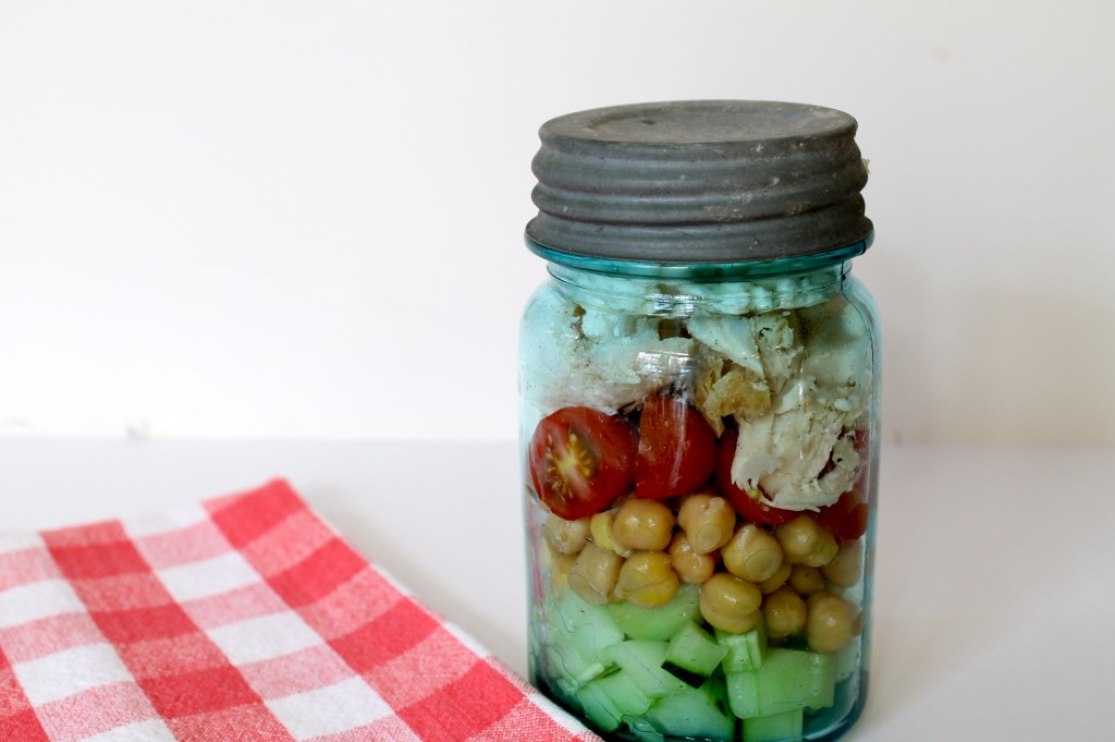 Salad in A Jar, The 2 Seasons