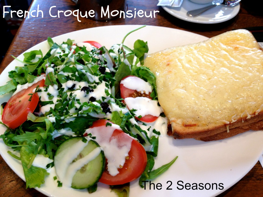 Croque Monsieur 1024x768 - Croque Monsieur French Sandwich
