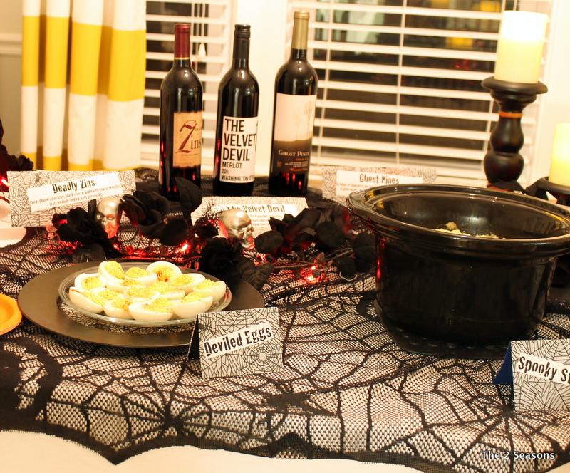 Halloween Wine Crawl