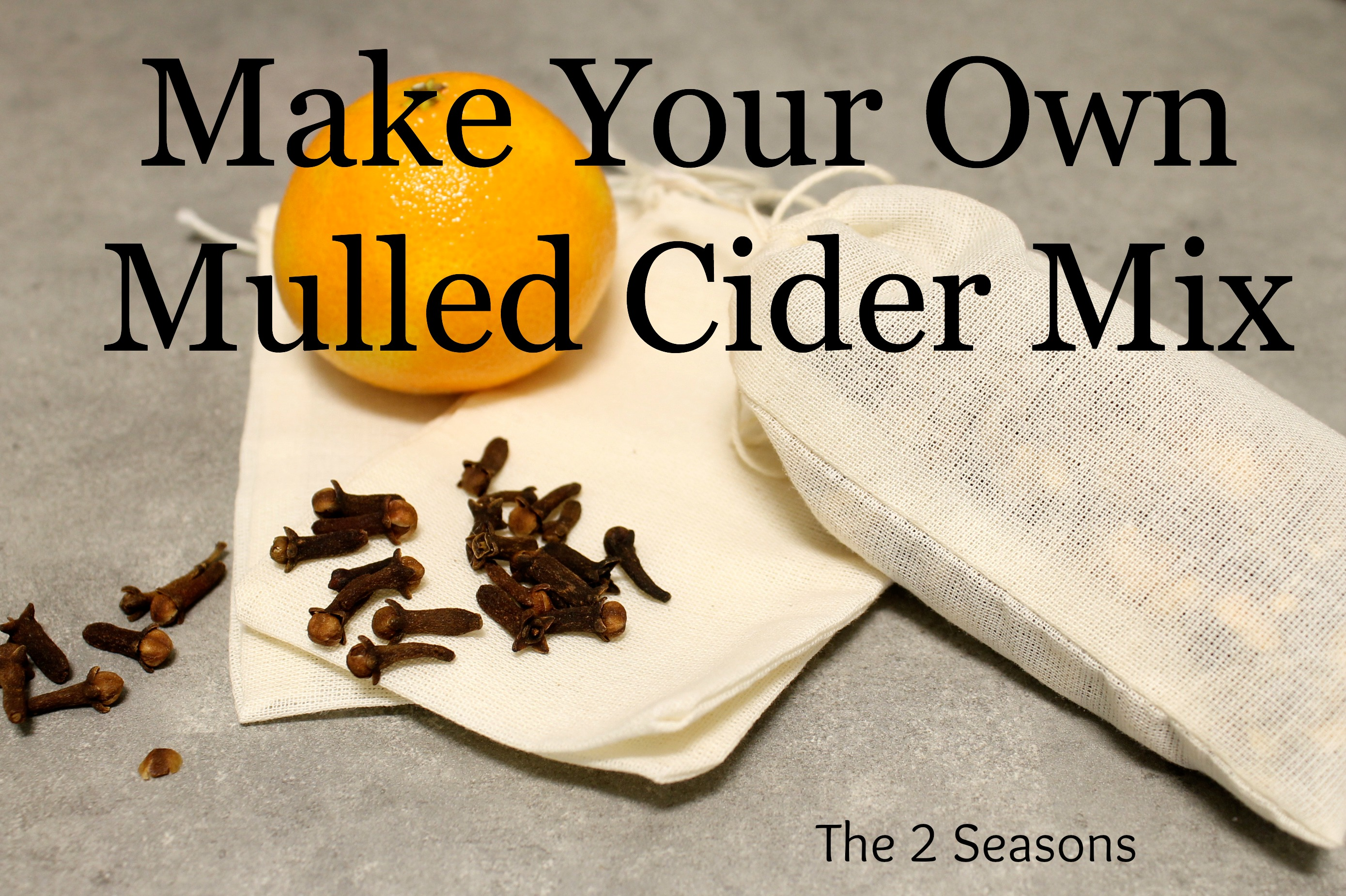 Mulled Cider - We Installed Our New Oven!!!